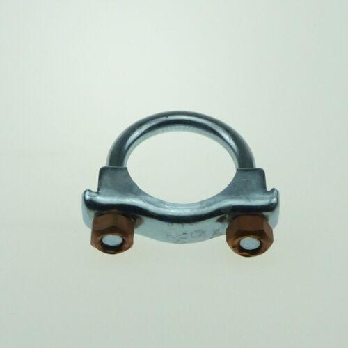 Bügelschelle 5 x Auspuffschelle Montageschelle Clamp Ford Ø 50,5 mm