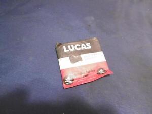 NOS-Lucas-Small-Horn-Bracket-54680850-8H-Triumph-BSA-Norton-Matchless-LU50