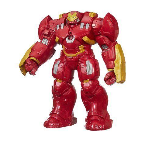 Electronic Hulkbuster Marvel Avengers Titan Hero Series 12 inch Action Figure