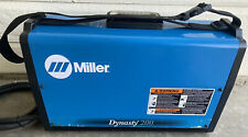 Miller Dynasty 200 Dx Welder Only No Leads Great Shape