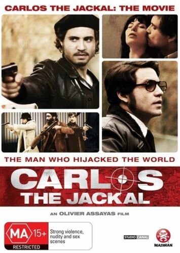 1 of 1 - Carlos The Jackal (DVD, 2011) NEW & SEALED