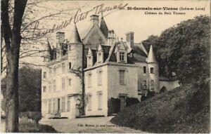 CPA St-GERMAIN-sur-VIENNE - Chateau du petit thouars (146626)