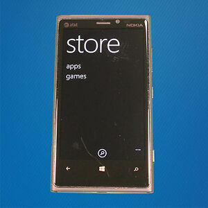 Fair Nokia Lumia 920 32GB Black at T Touchscreen Smartphone Free SHIP
