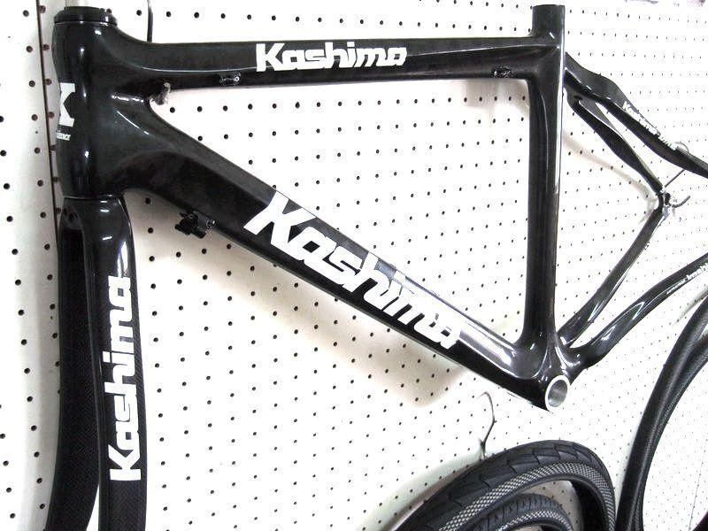 KASHIMA 700c 3K Carbono Carretera Tenedor 1-1 8 Envío Gratuito