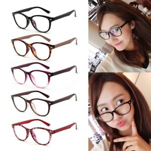 cda643558ca Retro Eyeglasses Frame Full-Rim Men Women Vintage Glasses Eyewear ...