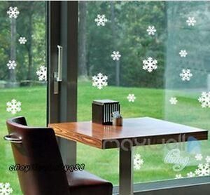 11-Snowflake-Xmas-Wall-Decals-Vinyl-Window-Stickers-Home-Art-Kids-Nursery-Decor