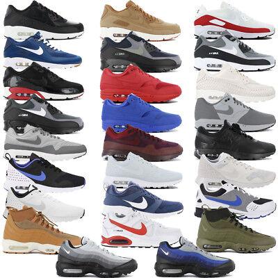 100% Wahr Nike Air Max Herren Sneaker Schuhe Turnschuhe Classic Bw 90 1 95 Tavas Command