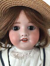 SFBJ Paris 21 60 Poupée Tête Porcelaine Antique French Porcelain Doll 6