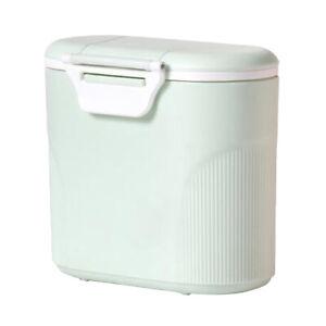 Portable Baby Infant Travel Milk Powder Formula Dispenser Container Feeding Box