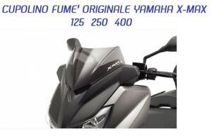 PARABREZZA-CUPOLINO-FUME-039-ORIGINALE-YAMAHA-X-MAX-125-250-400-WINDSCREEN-XMAX