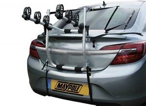 Car-Van-Estate-Aluminium-Alloy-High-Rear-Mount-3-Bike-Bicycle-Cycle-Carrier-Rack