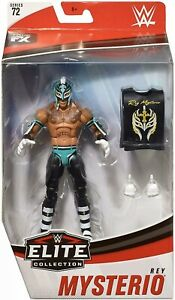 Rey Mysterio-WWE Elite 72 Mattel Jouet Wrestling Action Figure