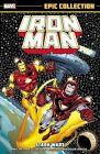 Iron Man Epic Collection : Stark Wars by Bob Layton (2015, Trade Paperback)
