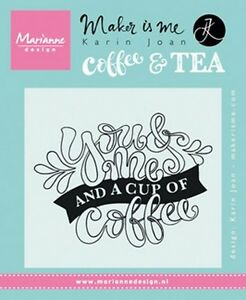 Marianne-Design-Clear-Rubber-Quote-Stamps-YOU-amp-ME-COFFEE-EN-KJ1709