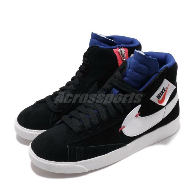 WMNS Nike Blazer Mid Rebel Black Summit