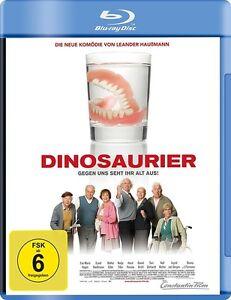 Dinosauri-BLU-RAY-NUOVO-Daniel-Bruhl-Tom-Gerhart-Walter-Giller