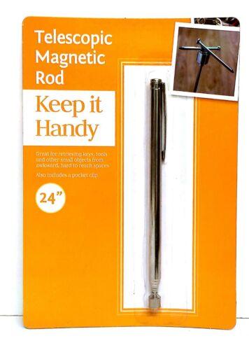 """Télescopique magnétique Rod Retriever extensible 24/"""""""