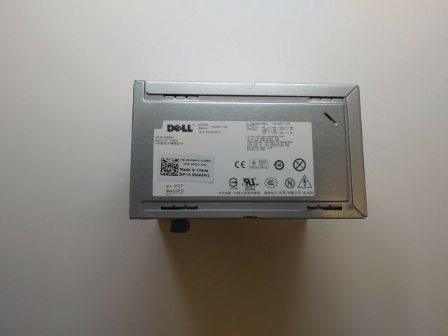 Dell 6W6M1 Precision Workstation T3500 Power Supply 06W6M1