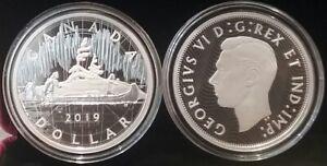 2019-Voyageur-1-Dollar-2OZ-Silver-Proof-Coin-Canada-Classic-Hahn-s-1935-design