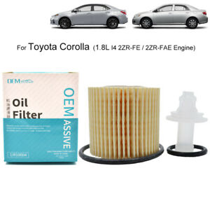 For-Toyota-Corolla-10-2014-2015-1-8L-1794CC-4Cyl-Engine-Oil-Filter-04152-YZZA6