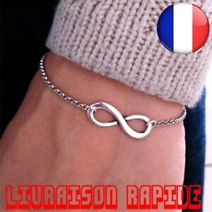 Bracelet-Infinity-Mode-Bijoux-Femme-Fille-8-Idee-Cadeau-Charme-Pulseiras-Infini