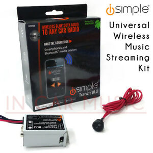 Paquete De 2 Kit De Antena Para Modulador Para Coche CD De Keple DIN ISO Factory Radio Para A/éreo Para Coches
