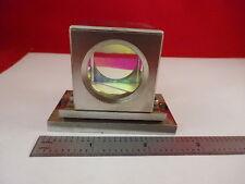 Optical Zygo Interferometer Cube Laser Optics Bin7 A 03