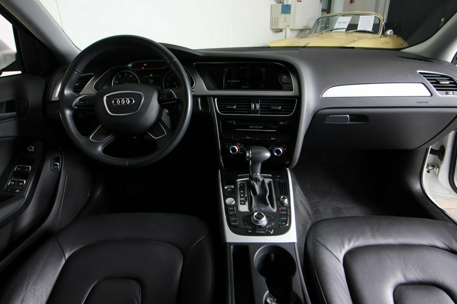 Audi A4 TFSi 120 Multitr.