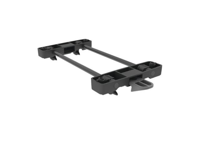 Racktime Fahrrad System-Adapterplatte Adapter Snap-it breitenverstellbar  17017