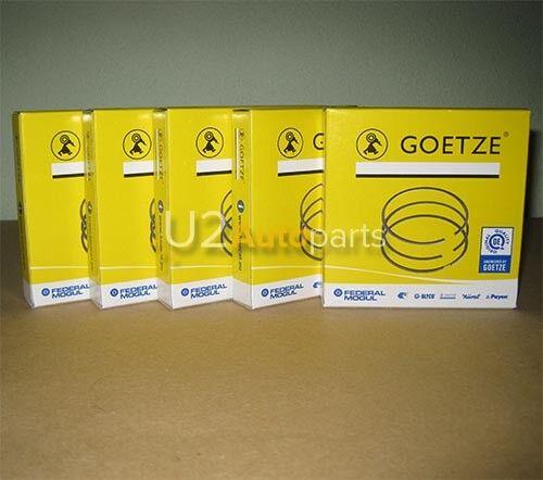 5x Piston Rings Set VW TRANSPORTER IV 4 2.5 i 80-85kW 108-115hp D=81.0//STD