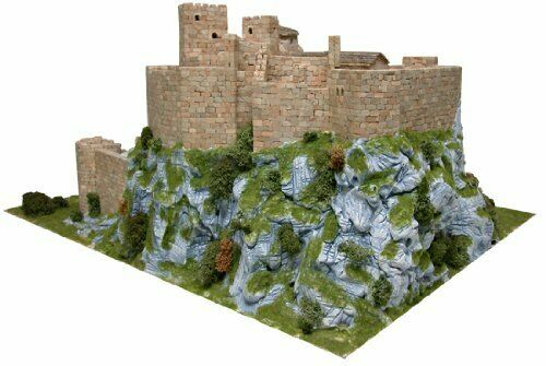 Castle Of Loarre Spain Sec. XI 8600 PC Construction Kit 1 200 AEDES ARS
