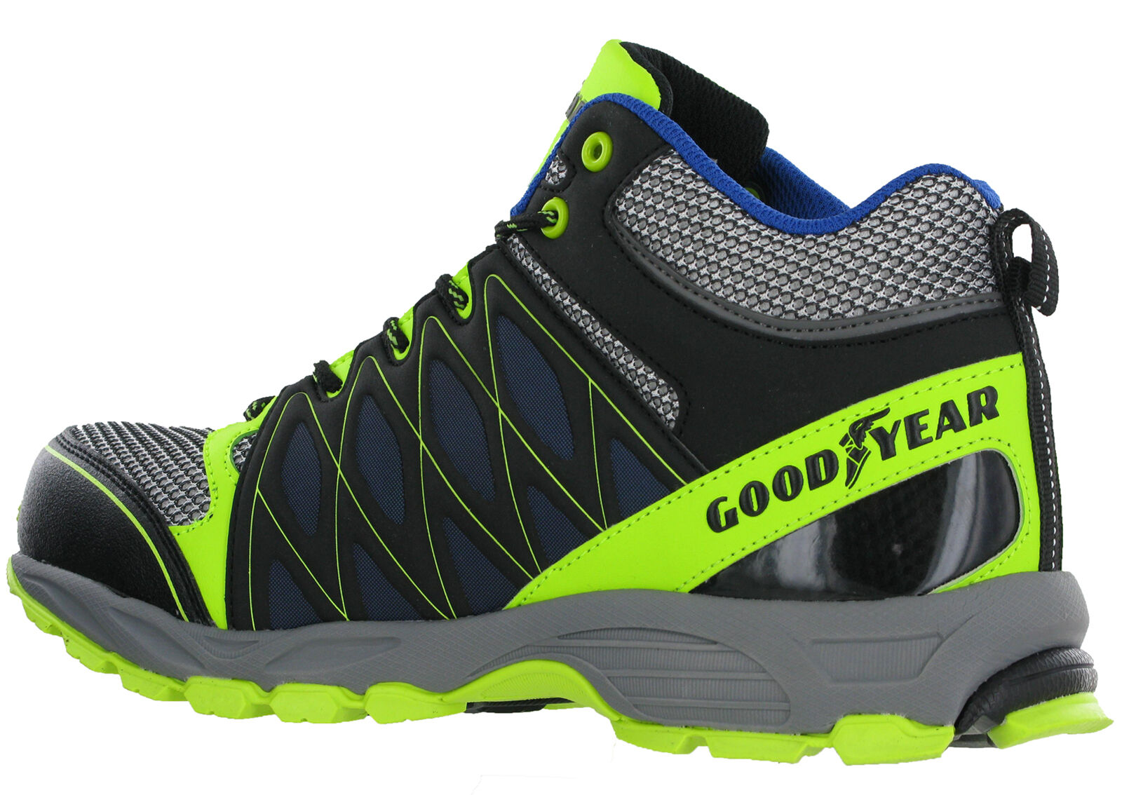 Goodyear Safety Boots Composite Toe S1P Lightweight Metal Up Free Lace Up Metal Mens 1533 63edc6
