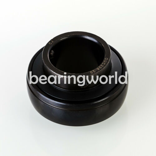 "BUC211-35  Black Oxide UC211-35     2-3//16/"" Set Screw Insert Bearing  OUC211-35"
