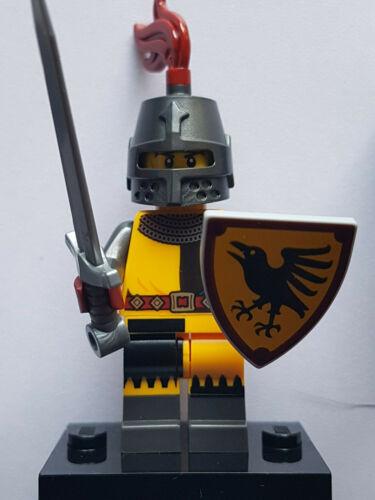 Serie 20 Nr 4 Tournament King #1714 Lego Minifiguren