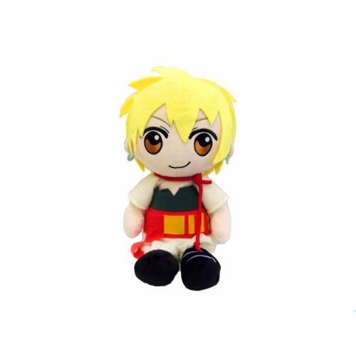Magi 12/'/' Alibaba Plush Doll Licensed NEW