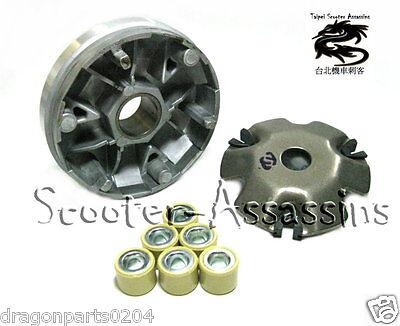 16x13 variator Roller 8g for Honda Spree 50 NQ50  Elite 50 SA50 SB50  SK50 TW US