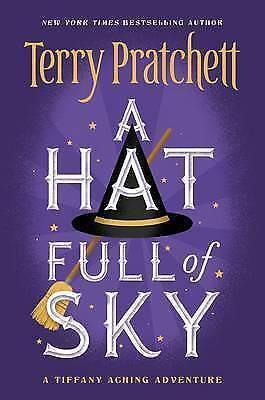 1 of 1 - A Hat Full of Sky (Tiffany Aching), Pratchett, Terry, Very Good Book