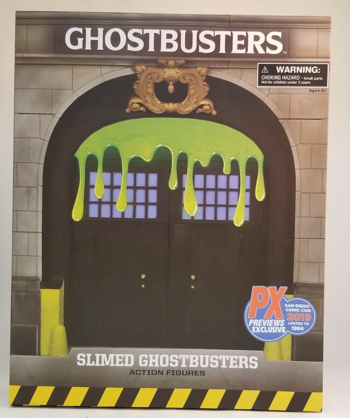Ghostautoautobusters SLIMED GHOSTautoautobusTERS azione cifras PX SDCC 2019 Diamond  Select  promozioni di sconto
