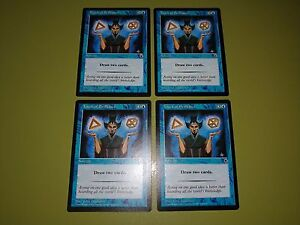 Touch-of-Brilliance-x4-Portal-Magic-the-Gathering-MTG-4x-Playset