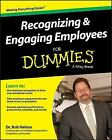 Employee Recognition for Dummies® by Consumer Dummies and Bob Nelson (2015, Paperback)