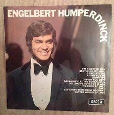 ENGELBERT HUMPERDINCK - Self Titled 1969  - Vinyl LP DECCA SKL5030