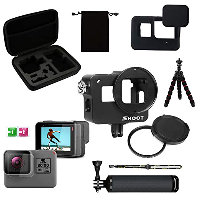 For Gopro Hero 7 6 5 Camera Accessory Lens/&Screen Protector Protective Film CN