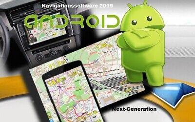 europa navigationssoftware next generation 2019 16 gb micro sd karte f r androd ebay. Black Bedroom Furniture Sets. Home Design Ideas