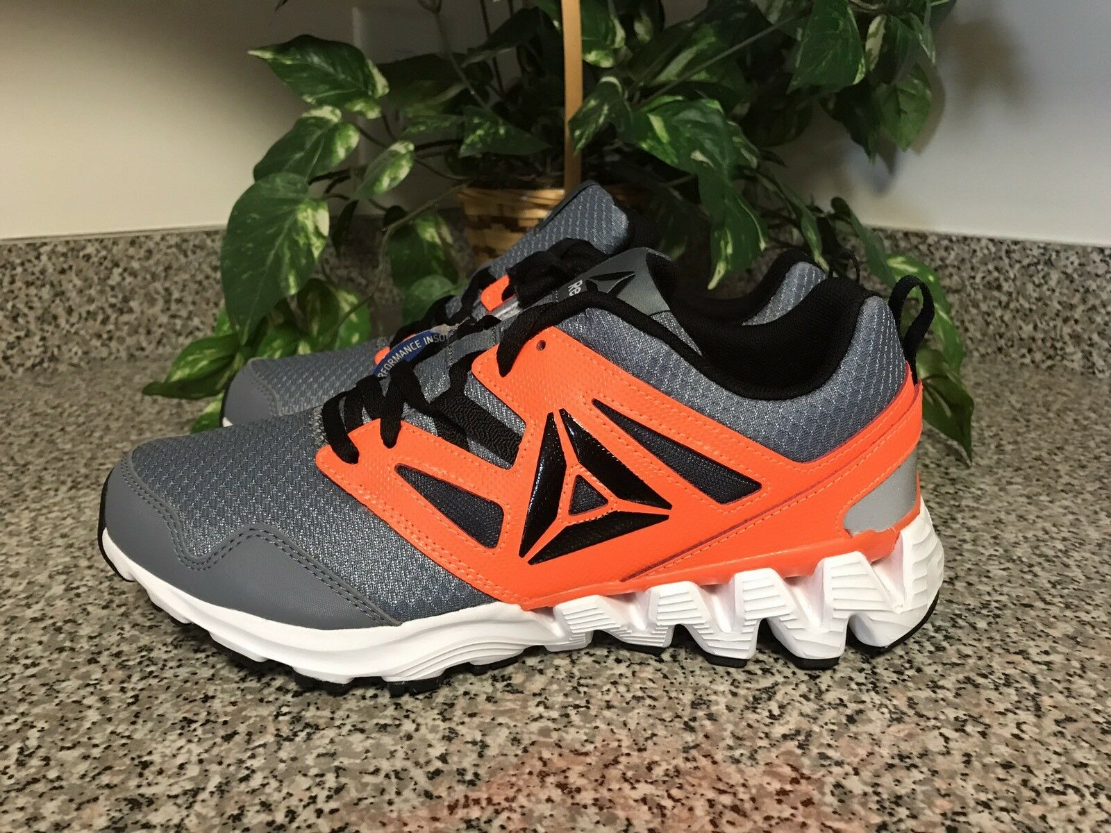 Reebok Ortholite Men's Sports Workout/Running Shoes Size~6 New With Tags !