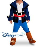 Disney Store Captain Jake And The Neverland Pirates Size 3