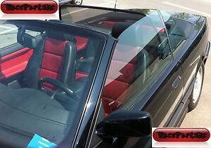 BMW E36 Windschott Stoffwindschott Neu&OVP Dreier 3er Cabrio SCHNELLVERSCHLUSS
