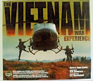 The-Vietnam-War-Experience-by-Gerry-amp-Janet-Souter-HB-Slipcase-9781741786859