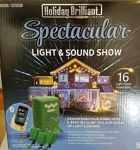 Outdoor Christmas Light Show Kit