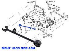 FOR HONDA ACCORD REAR RIGHT LOWER TRACK CONTROL SUSPENSION WISHBONE ROD ARM BUSH