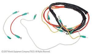 8nl10301 wiring harness ford 8n tractor side mount distributor rh ebay com